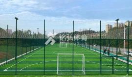 岳阳王家河社区公园社会足球场