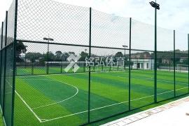 长岭街道社会足球场