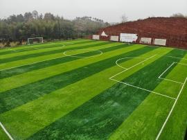 攸县健坤生态园足球场
