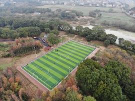 诸睦村社会足球场